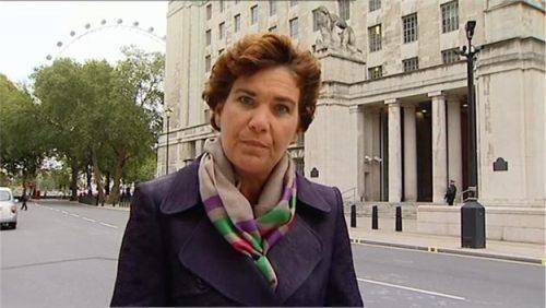 Juliet Bremner - ITV News Reporter (3)