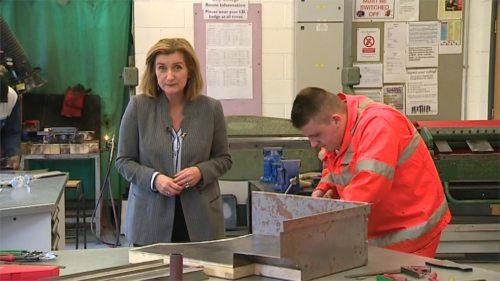Penny Marshall - ITV News Reporter