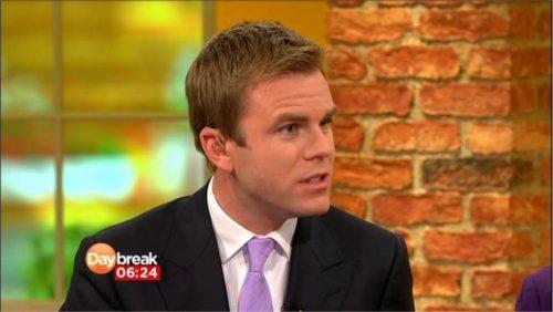 Matt Barbet - 5 News Presenter (6)