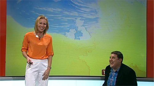 Dianne Oxberry - BBC North West Tonight Presenter (13)