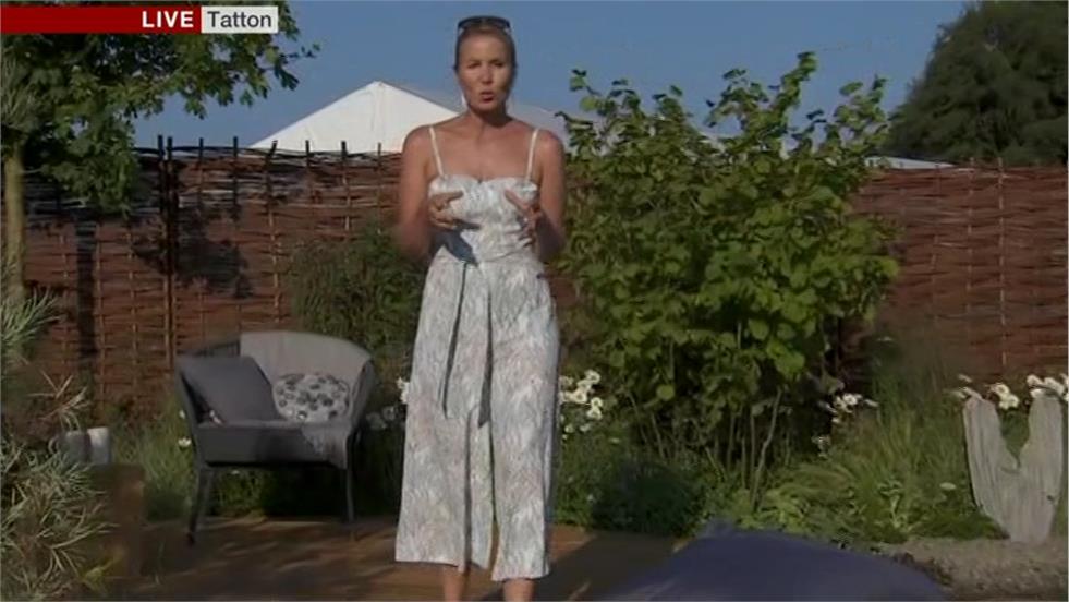 Dianne Oxberry - BBC North West Tonight Presenter (18)