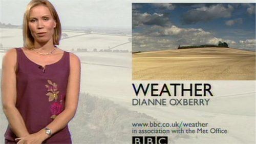 Dianne Oxberry - BBC North West Tonight Presenter (2)