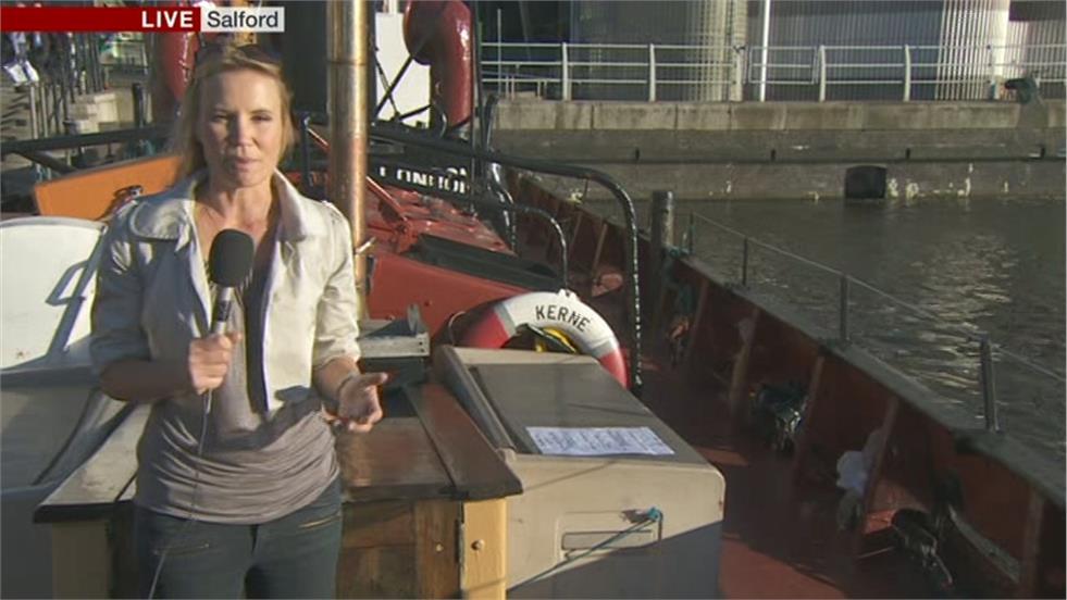 Dianne Oxberry - BBC North West Tonight Presenter (23)