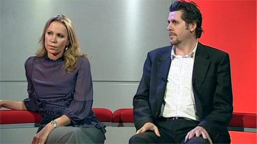 Dianne Oxberry - BBC North West Tonight Presenter (3)