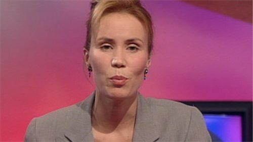Dianne Oxberry - BBC North West Tonight Presenter (4)