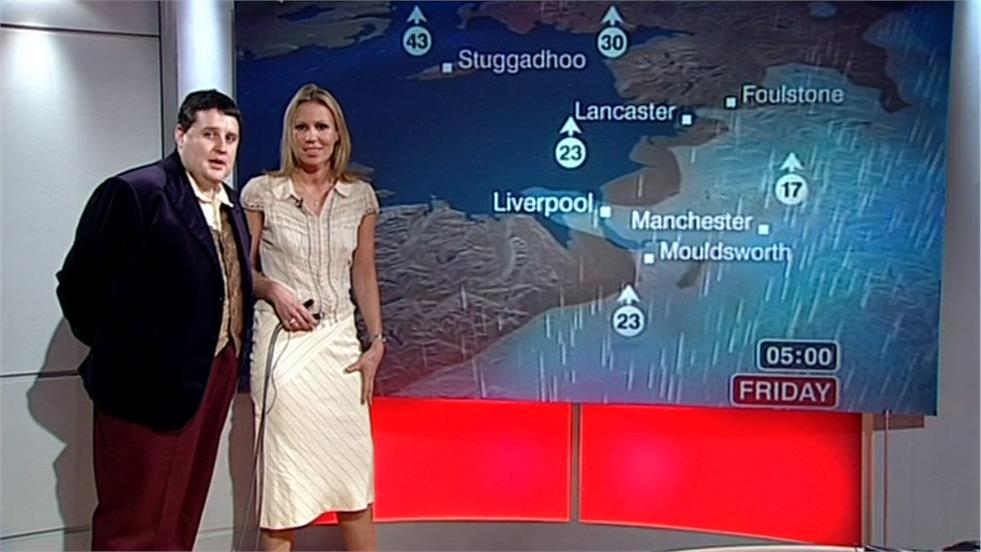Dianne Oxberry - BBC North West Tonight Presenter (6)