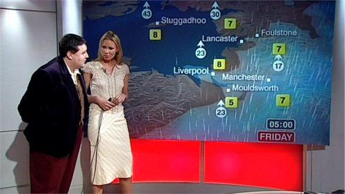 Dianne Oxberry - BBC North West Tonight Presenter (7)