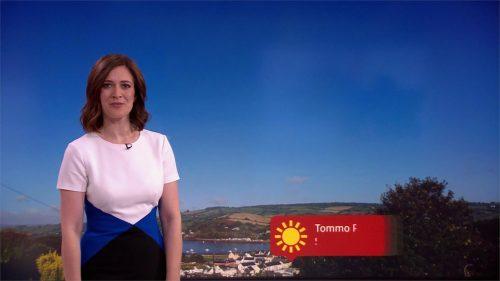Alina Jenkins - BBC Weather Presenter (2)