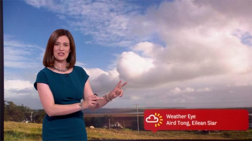 Alina Jenkins - BBC Weather Presenter (4)