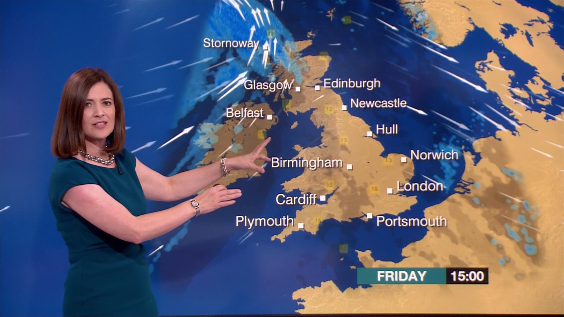 Alina Jenkins - BBC Weather Presenter (5)