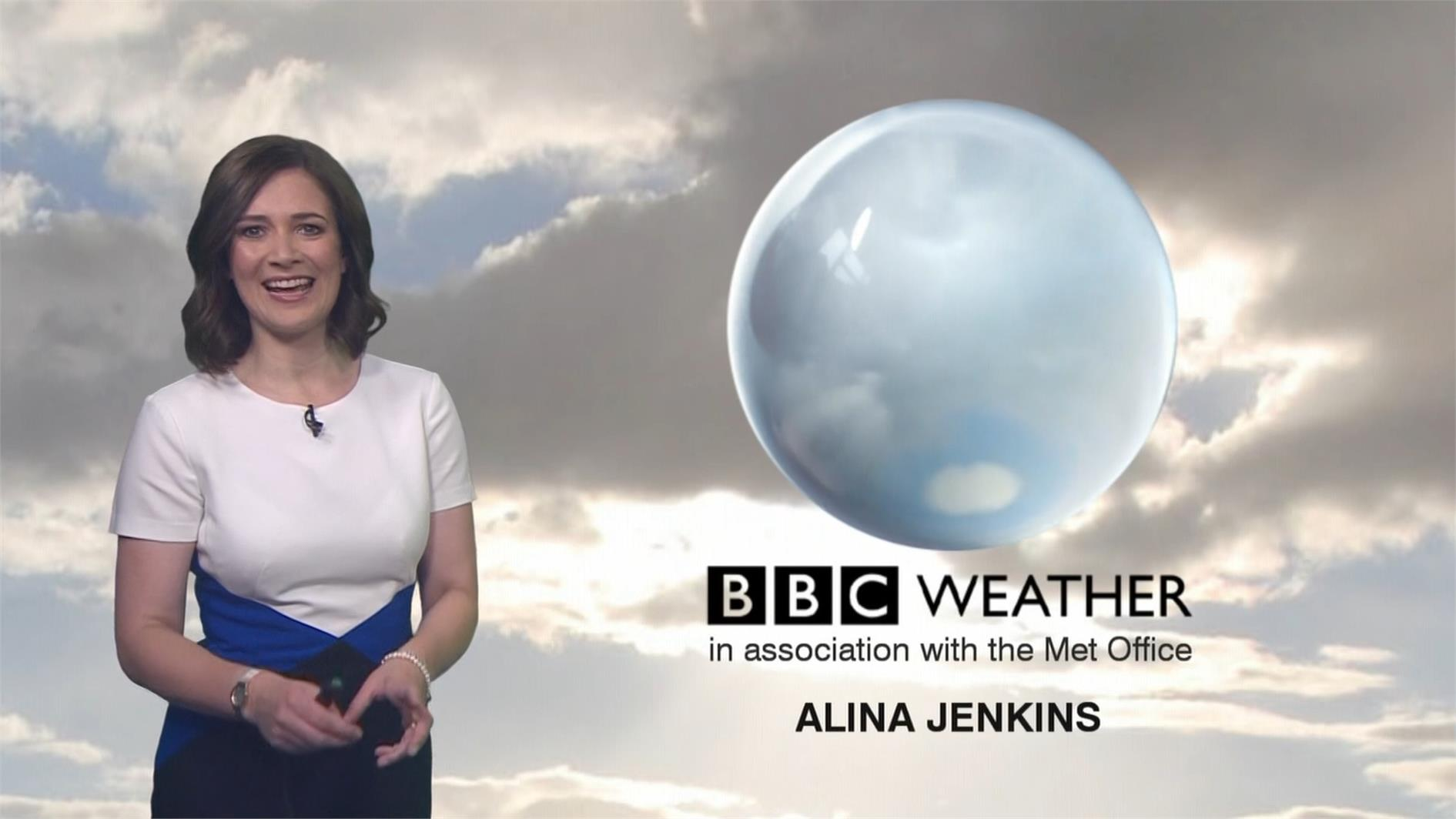 Alina Jenkins - BBC Weather Presenter (6)