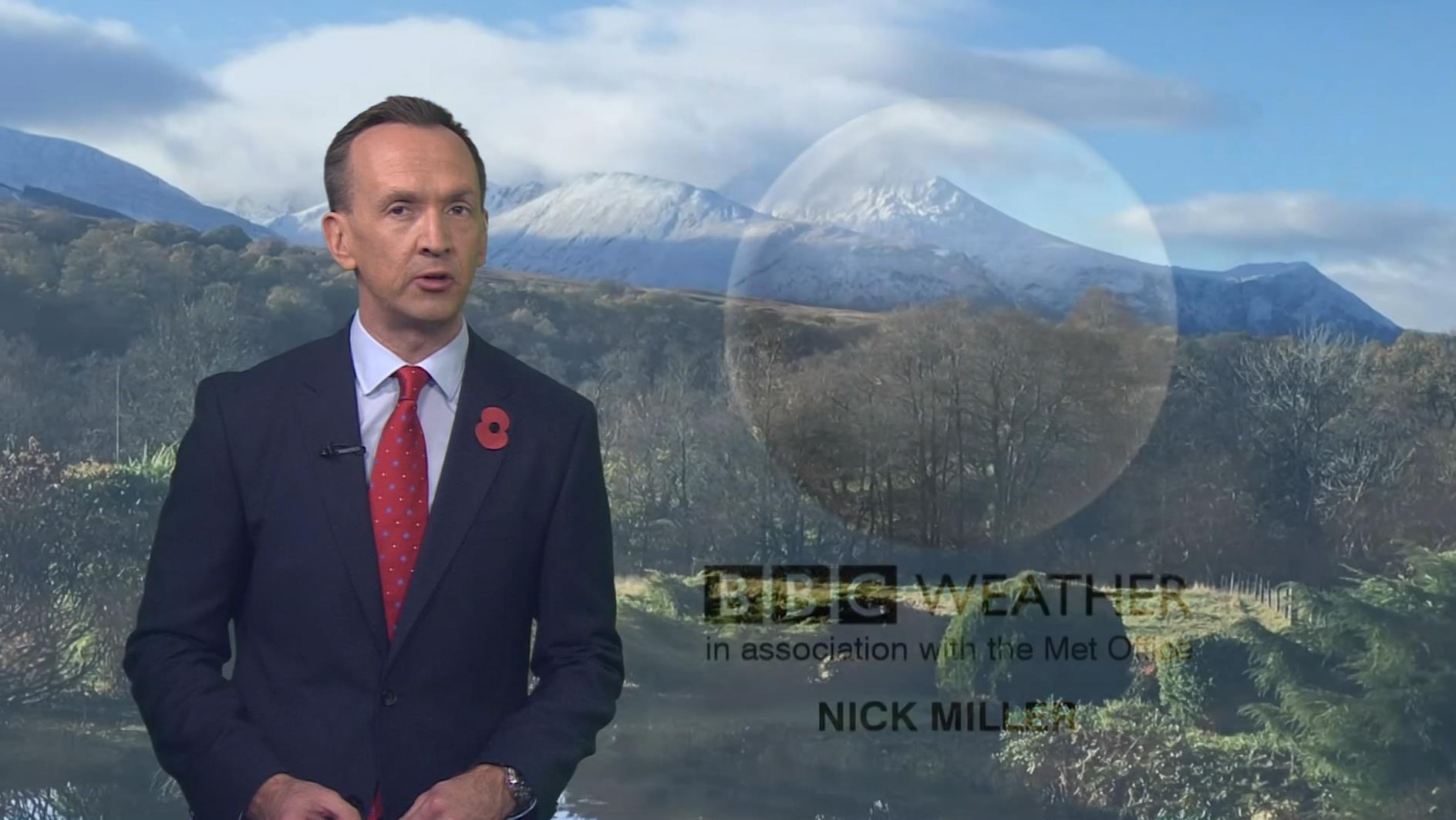 Nick Miller - BBC Weather Presenter (4)