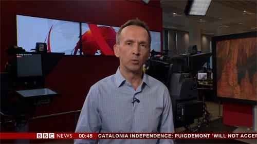 Nick Miller - BBC Weather Presenter (7)