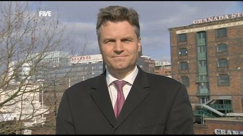 Andy Bell - 5 News Reporter (3)