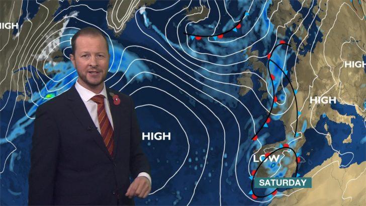 Darren Bett - BBC Weather Presenter (1)