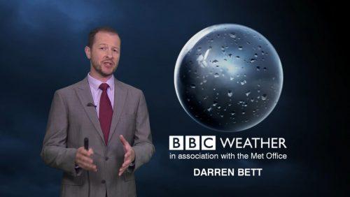 Darren Bett - BBC Weather Presenter (2)