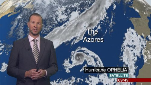 Darren Bett - BBC Weather Presenter (3)