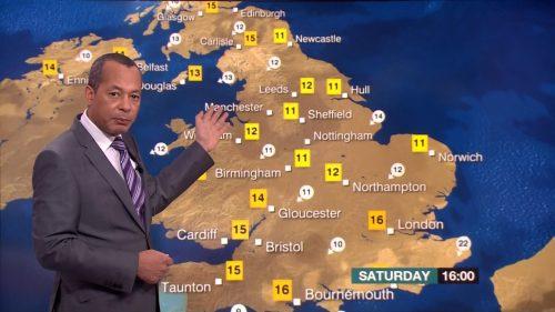 Jay Wynne - BBC Weather Presenter (2)