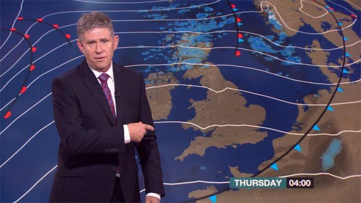 Philip Avery - BBC Weather Presenter (1)