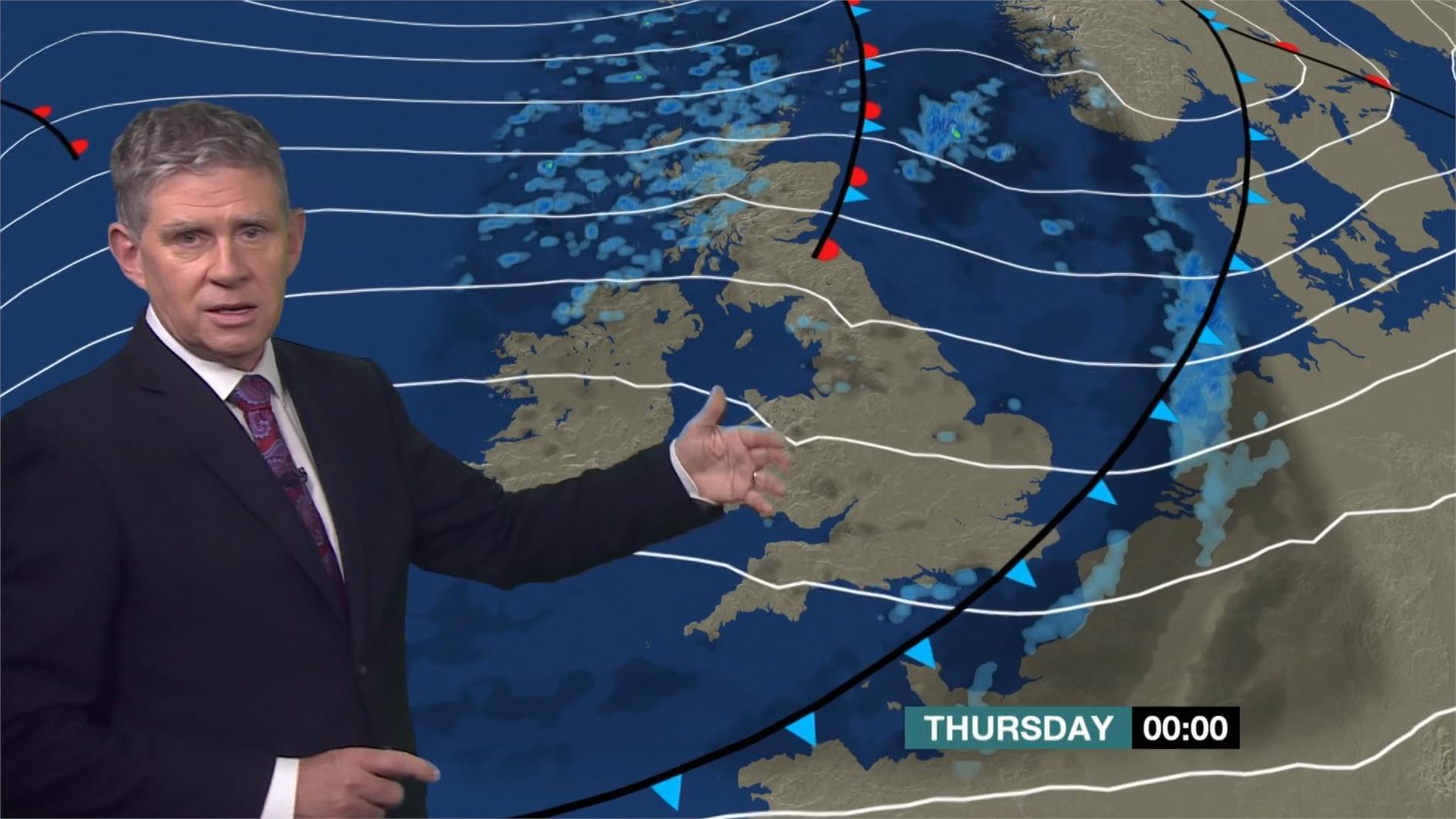 Philip Avery - BBC Weather Presenter (2)