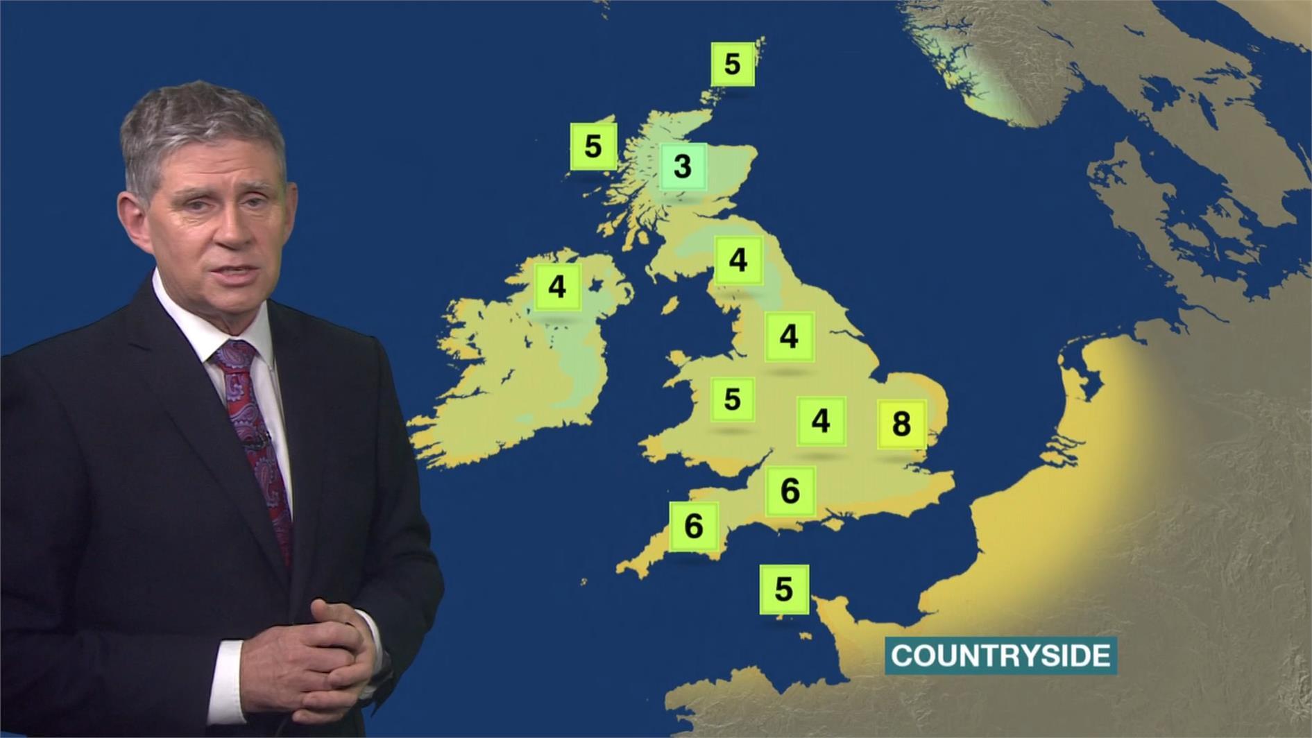 Philip Avery - BBC Weather Presenter (3)