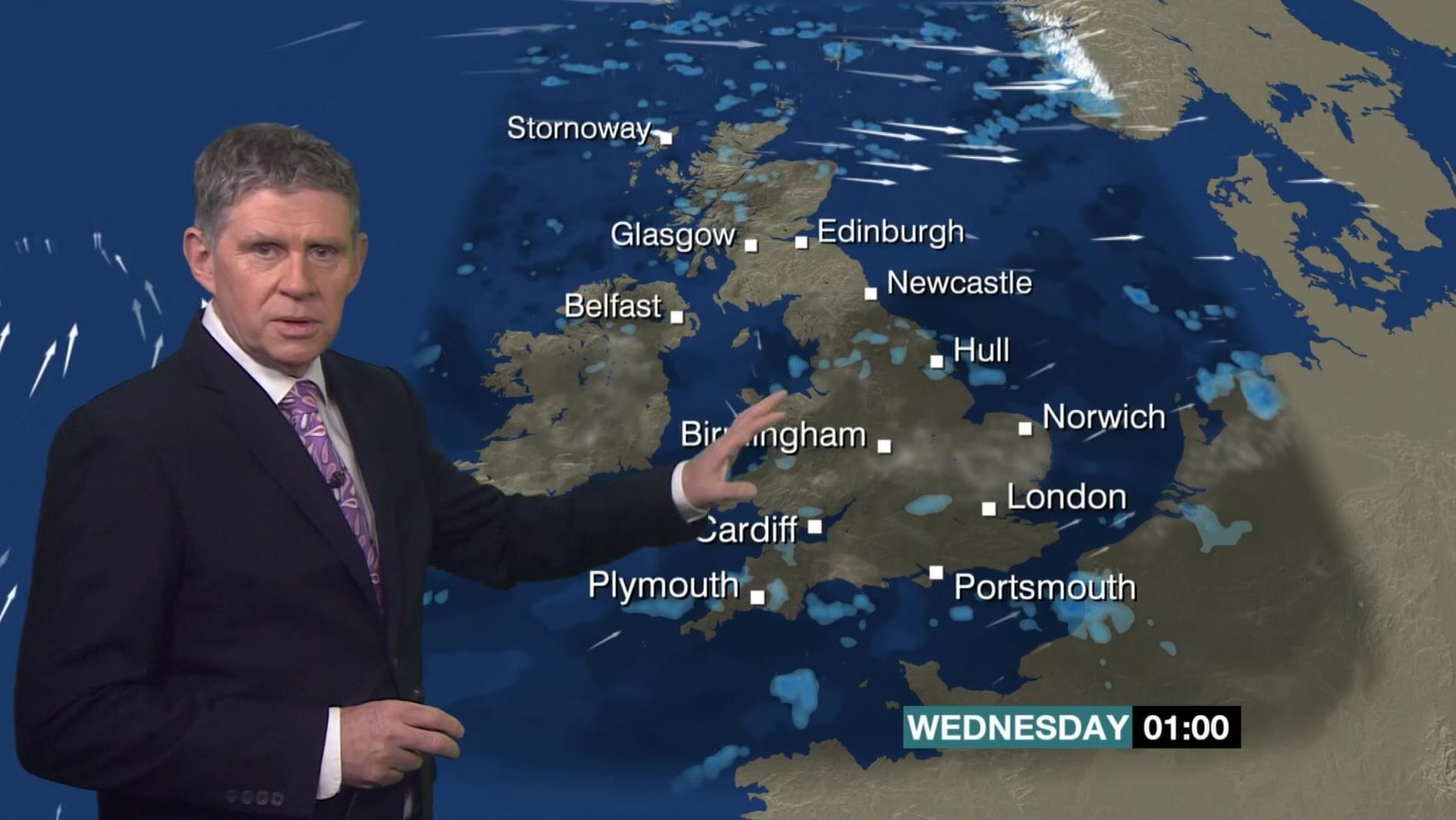 Philip Avery - BBC Weather Presenter (6)