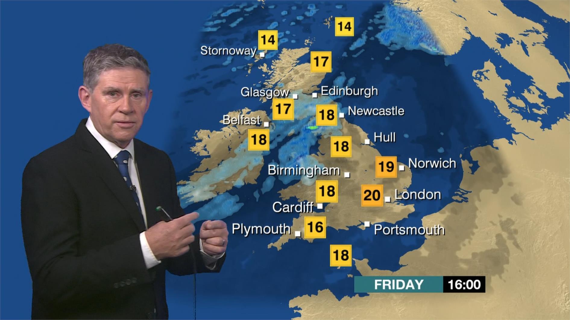 Philip Avery - BBC Weather Presenter (9)