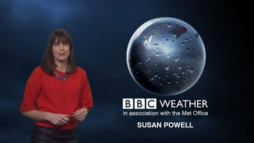Susan Powell - BBC Weather Presenter (3)