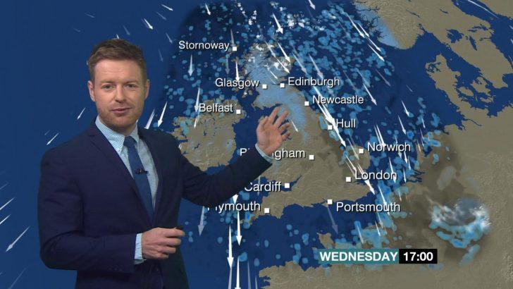 Tomasz Schafernaker - BBC Weather Presenter (1)
