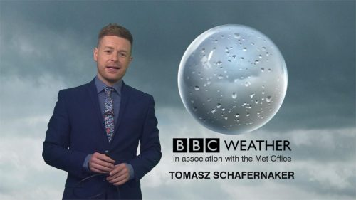 Tomasz Schafernaker - BBC Weather Presenter (2)