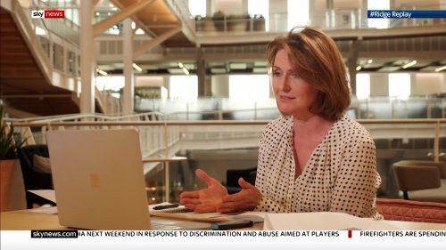 Jayne Secker - Sky News