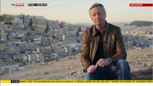 Stuart Ramsay - Sky News Reporter (2)