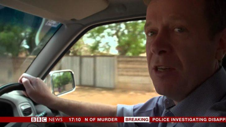 Andrew Harding - BBC News Correspondent (1)