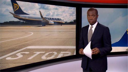 Clive Myrie - BBC News Presenter (1)