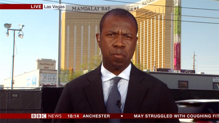 Clive Myrie - BBC News Presenter (2)