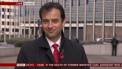 Damian Grammaticas - BBC News Correspondent (1)