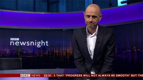 Evan Davis - BBC News Presenter (1)