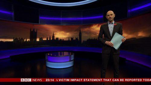 Evan Davis - BBC News Presenter (2)