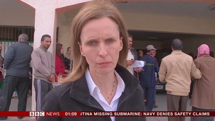 Orla Guerin - BBC News Correspondent (1)
