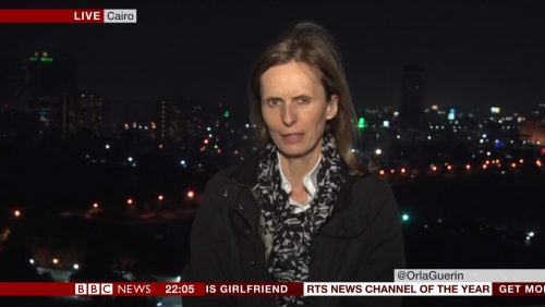 Orla Guerin - BBC News Correspondent (2)