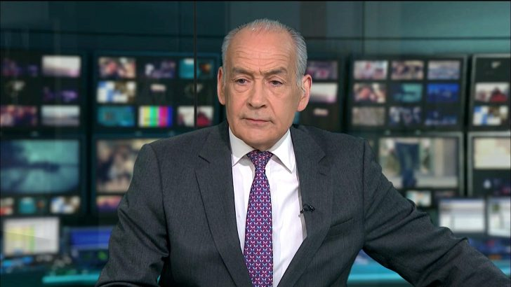 Former ITV News presenter Alastair Stewart joins GB News