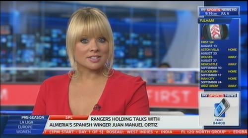 Alex Hammond Sky Sports News Presenter (3)