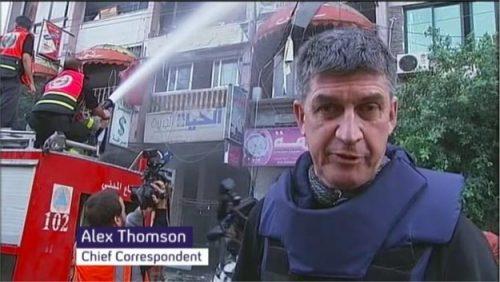 Alex Thomson - Channel 4 News (2)