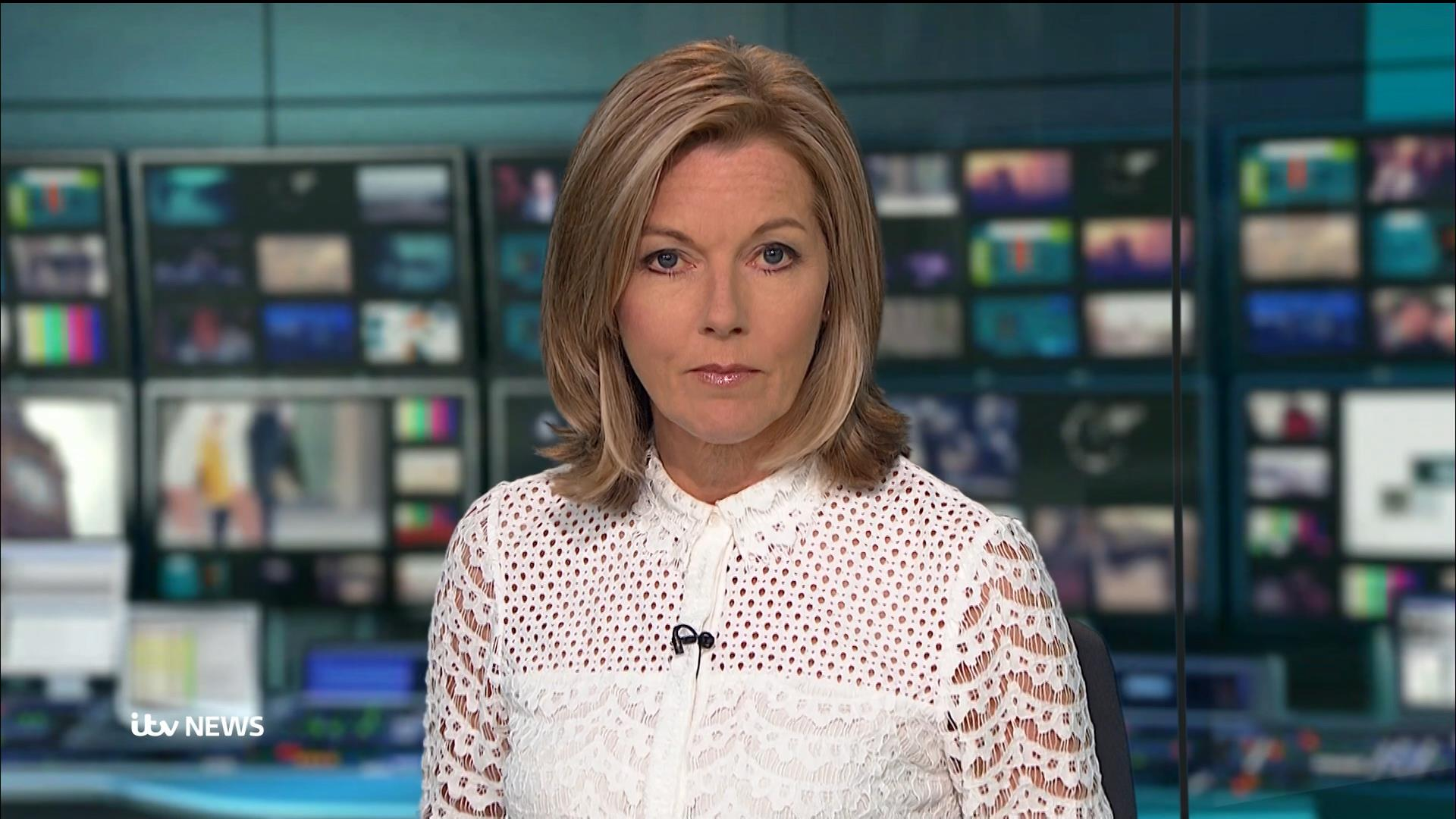 Mary Nightingale - ITV News Presenter (1)
