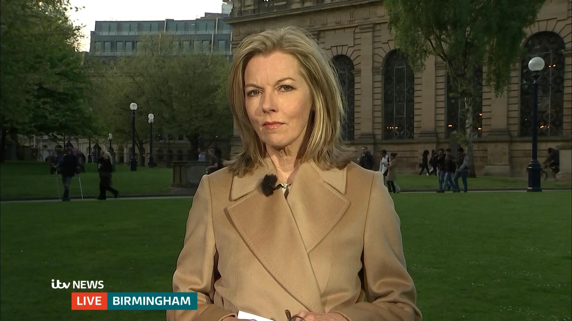 Mary Nightingale - ITV News Presenter (13)