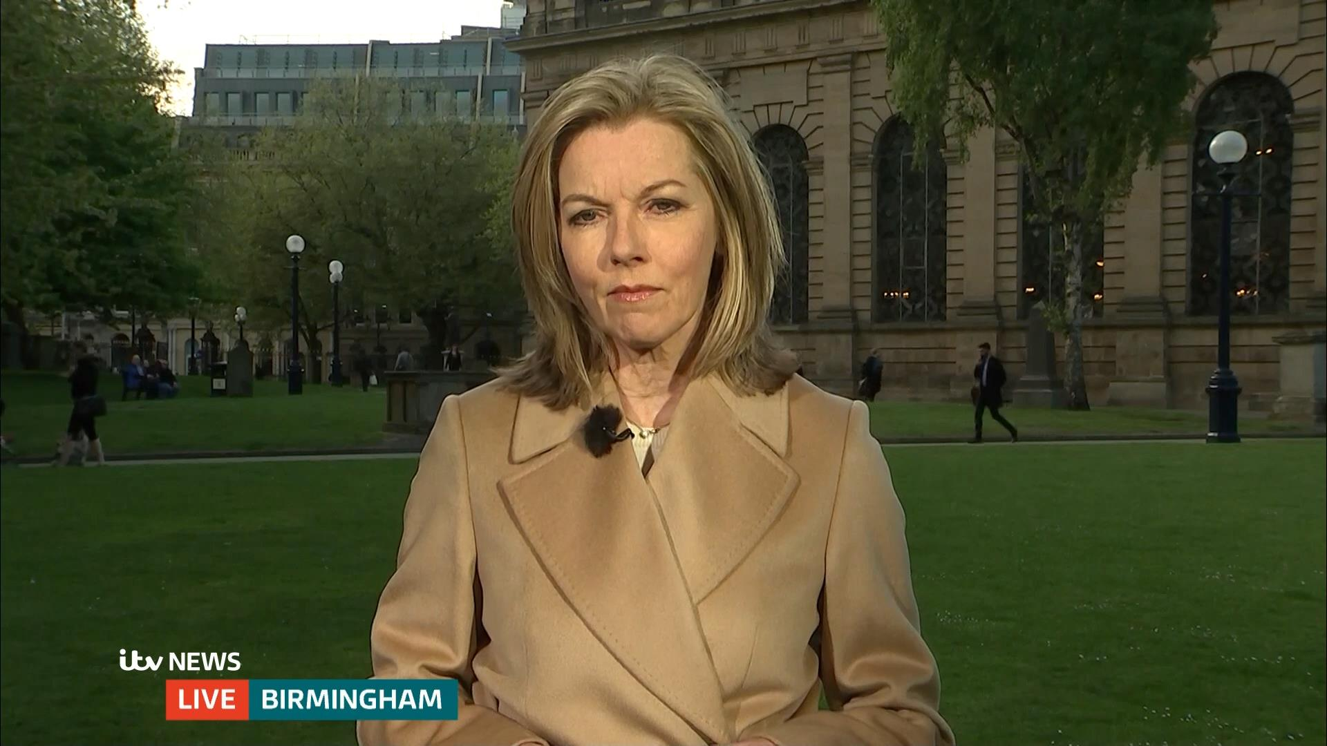Mary Nightingale - ITV News Presenter (14)