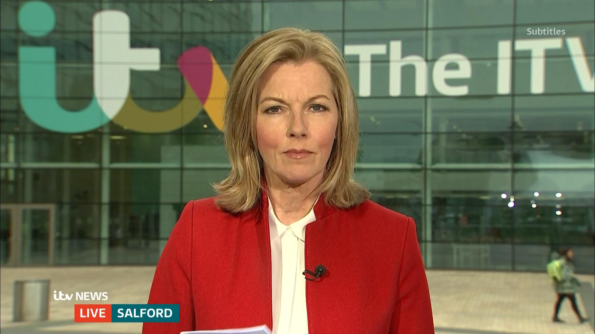 Mary Nightingale - ITV News Presenter (15)
