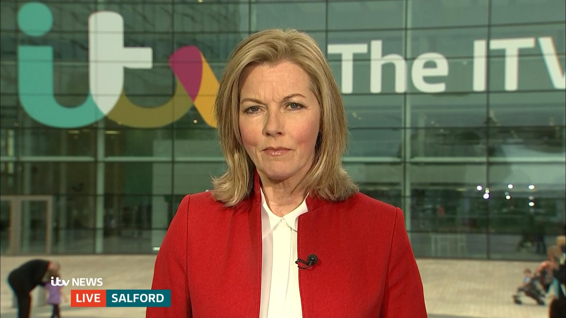 Mary Nightingale - ITV News Presenter (16)