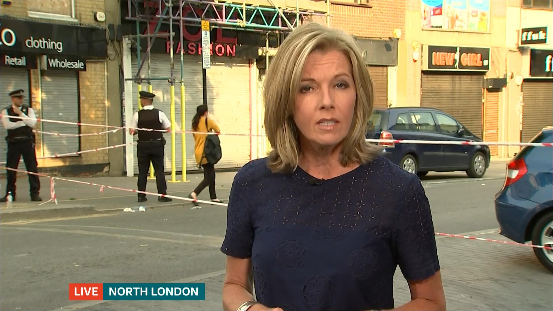 Mary Nightingale - ITV News Presenter (18)