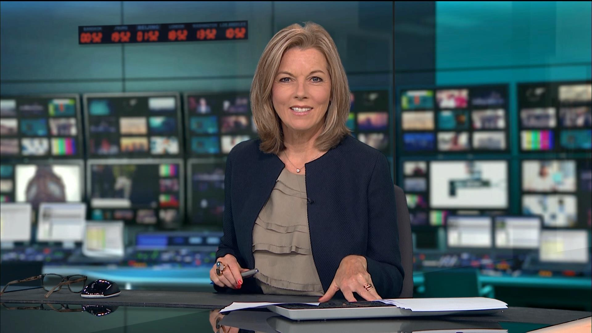 Mary Nightingale - ITV News Presenter (19)